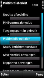Nokia X6-00 - MMS - probleem met ontvangen - Stap 8