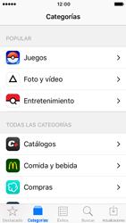 Apple iPhone SE iOS 10 - Aplicaciones - Descargar aplicaciones - Paso 5
