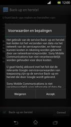 Sony LT30p Xperia T - Applicaties - Applicaties downloaden - Stap 14