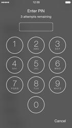 Apple iPhone iOS 7 - Primeiros passos - Como ativar seu aparelho - Etapa 6