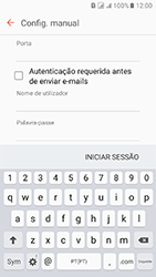 Samsung Galaxy J5 (2016) DualSim (J510) - Email - Configurar a conta de Email -  15