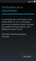 Samsung Galaxy Ace 4 - Premiers pas - Créer un compte - Étape 15