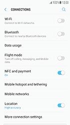 Samsung Galaxy J3 (2017) - Internet - Disable data roaming - Step 5