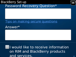 BlackBerry 9720 Bold - Applications - Downloading applications - Step 12