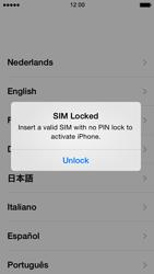 Apple iPhone iOS 7 - Primeiros passos - Como ativar seu aparelho - Etapa 5