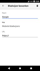 Sony Xperia XZ - Android Oreo - Internet - internetten - Stap 10