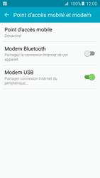 Samsung Galaxy A3 - A5 (2016) - Internet et connexion - Utiliser le mode modem par USB - Étape 7