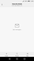 Huawei Y6 (2017) - Email - Adicionar conta de email -  10