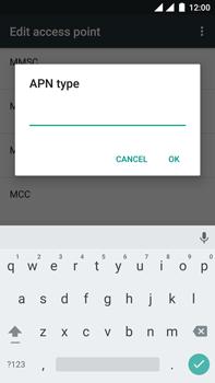 OnePlus 3 - Internet - handmatig instellen - Stap 14