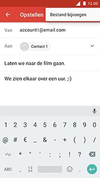 Nokia 6 - E-mail - E-mail versturen - Stap 10