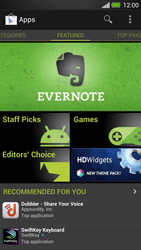 HTC One - Applications - Download apps - Step 6