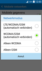 Samsung G388F Galaxy Xcover 3 - 4G instellen  - Toestel instellen voor 4G - Stap 7