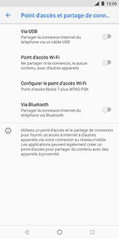 Nokia 7 Plus - Internet et connexion - Utiliser le mode modem par USB - Étape 8