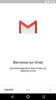 Nokia 6 (2018) - E-mail - Configuration manuelle (yahoo) - Étape 4