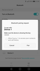 Huawei Nova - Bluetooth - Pair with another device - Step 7