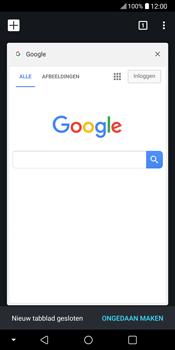 LG V30 (LG-H930) - Internet - Hoe te internetten - Stap 17