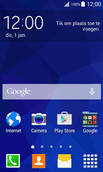 Samsung Galaxy Trend 2 Lite (G318H) - E-mail - Account instellen (POP3 zonder SMTP-verificatie) - Stap 1