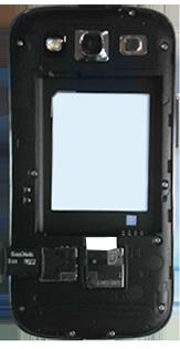 Samsung I9300 Galaxy S III - Primeros pasos - Quitar y colocar la batería - Paso 5