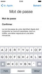 Apple iPhone 5c (iOS 8) - Premiers pas - Créer un compte - Étape 21