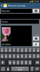 Samsung C105 Galaxy S IV Zoom LTE - MMS - envoi d'images - Étape 19