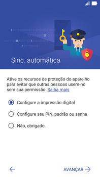 Asus Zenfone 3 - Primeiros passos - Como ativar seu aparelho - Etapa 15