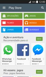 Samsung Galaxy Trend 2 Lite - Aplicações - Como pesquisar e instalar aplicações -  4