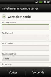 HTC A320e Desire C - E-mail - Handmatig instellen - Stap 13
