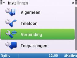 Nokia E5-00 - Internet - handmatig instellen - Stap 5
