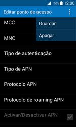 Samsung Galaxy Trend 2 Lite - Internet no telemóvel - Como configurar ligação à internet -  15