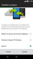 HTC Desire 610 - Premiers pas - Créer un compte - Étape 30