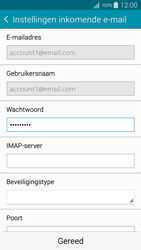 Samsung A500FU Galaxy A5 - E-mail - Instellingen KPNMail controleren - Stap 13