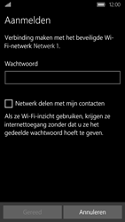 Acer Liquid M330 - Wi-Fi - Verbinding maken met Wi-Fi - Stap 8