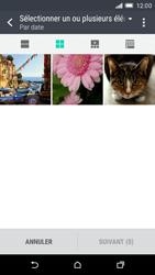 HTC One M9 - E-mails - Envoyer un e-mail - Étape 13