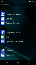 Microsoft Lumia 550 - Contact, Appels, SMS/MMS - Ajouter un contact - Étape 3