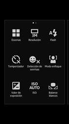 Sony Xperia U - Funciones básicas - Uso de la camára - Paso 6