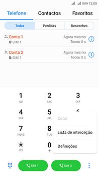 Huawei Mate 10 - Chamadas - Como bloquear chamadas de um número -  4