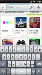 Sony Ericsson Xpéria Arc - Applications - Télécharger une application - Étape 14
