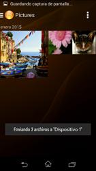 Sony D2203 Xperia E3 - Bluetooth - Transferir archivos a través de Bluetooth - Paso 15