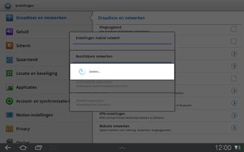Samsung P7500 Galaxy Tab 10-1 - Buitenland - Bellen, sms en internet - Stap 7