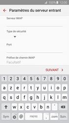 Samsung A3 (2016) - E-mail - Configuration manuelle - Étape 9