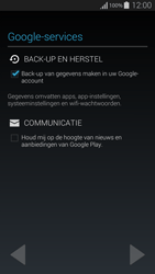 Samsung G850F Galaxy Alpha - Applicaties - Account aanmaken - Stap 13