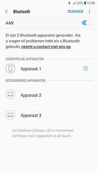 Samsung Galaxy J4 - Bluetooth - headset, carkit verbinding - Stap 9