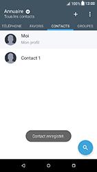 HTC Desire 650 - Contact, Appels, SMS/MMS - Ajouter un contact - Étape 9