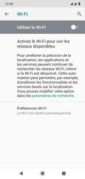 Xiaomi Mi A2 Lite - Wifi - configuration manuelle - Étape 5
