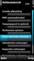 Nokia X6-00 - MMS - probleem met ontvangen - Stap 10