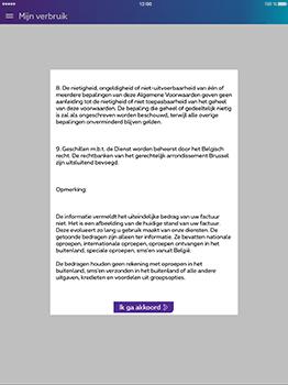 Apple iPad Pro 12.9 (1st gen) - iOS 10 - Applicaties - MyProximus - Stap 11