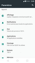 Wiko WIM Lite - Applications - Supprimer une application - Étape 4