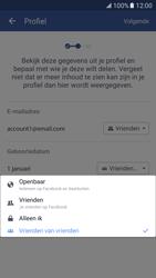 Samsung Galaxy S7 - Privacy - Privacy instellingen van Facebook aanpassen - Stap 14