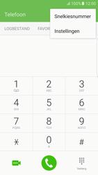 Samsung Samsung G925 Galaxy S6 Edge (Android M) - Voicemail - Handmatig instellen - Stap 5