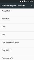 Crosscall Trekker M1 Core - Internet - Configuration manuelle - Étape 13